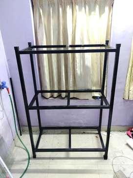 Fish tank stand rack