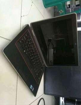Laptop core i 5 nya ada juga