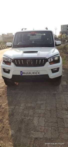 Mahindra Scorpio 1.99 S10, 2015, Diesel