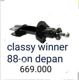 Shock depan classy winner 88-on set