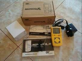 Gas detector microclip xp