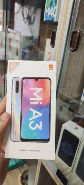 Mi A3(4/64GB) Only 10 Days Old.Fixx Price