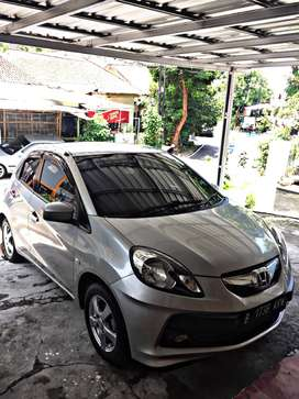 DP ringan 13 juta, Honda Brio E CKD matic 2015 good condition !!
