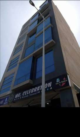 640 sqr fit office for sell rental income 35000/