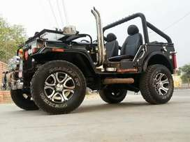 Colour all type modified Jeep open mini Monster tyre