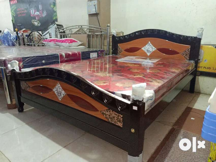 Brand New Wooden Cot For Sale
