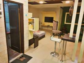 FURNISHED 1 BED APARTMENT IN SECTOR B FOR SALE IN BAHRIA TOWN LAHORE