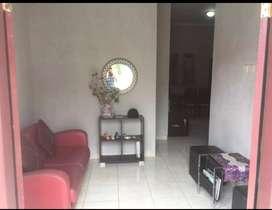 Dijual Cepat Rumah, Full Perabot, Lingkungan Bebas Banjir, Nego