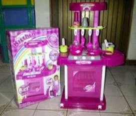 mainan anak kitchen set