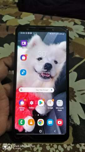 Samsung A7 2018, 4GB Ram/64 GB internal
