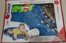 Sassy development mainan bayi tummy time (blm trmsk ongkir)