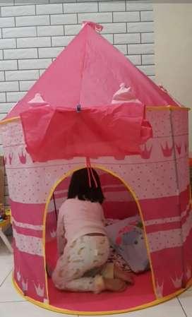 Tenda Castle Jumbo | Tenda Anak | Tenda Castel | Mainan anak