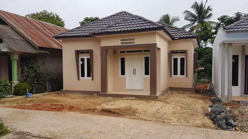 Dijual Rumah Baru Siap Huni Type 60 di Jl. RO Ulin Banjarbaru 0