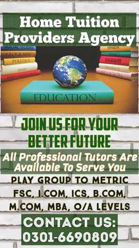 Home Tuition Provider