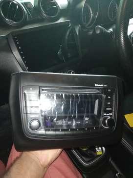 Car stereo 2020 SWIFT VXI price adjustable.