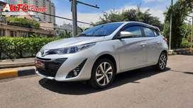 Toyota All New Yaris G AT CVT 2019 Like New KM 1.000 GRESS!!!