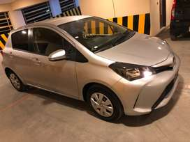 Toyota Vitz 2016 Unregistered Fresh Clear Eco Idle Stop