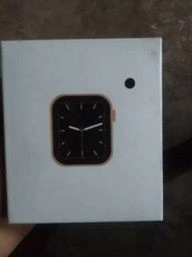 Smart watch w26+ any wallpaper set it only 5 day old