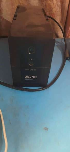 APC Back-UPS BX600C-IN 600VA / 360W, 230V, UPS System, an Ideal Power