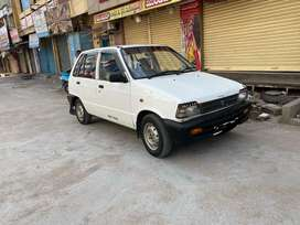 Maruti Suzuki 800 2007 Petrol and LPG Well Maintained