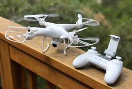 Drone wifi hd Camera with app Control, Headless Mode 350