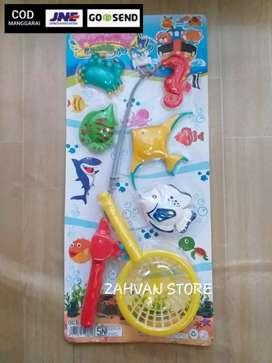 Mainan pancingan anak
