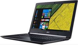 Acer Gaming Laptop. Core i7 8th Generation