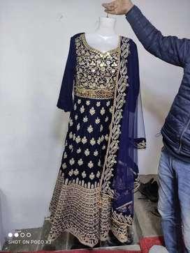 Heavy Designer Gowns