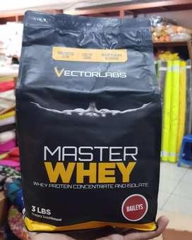 Vectorlabs master whey 3lbs