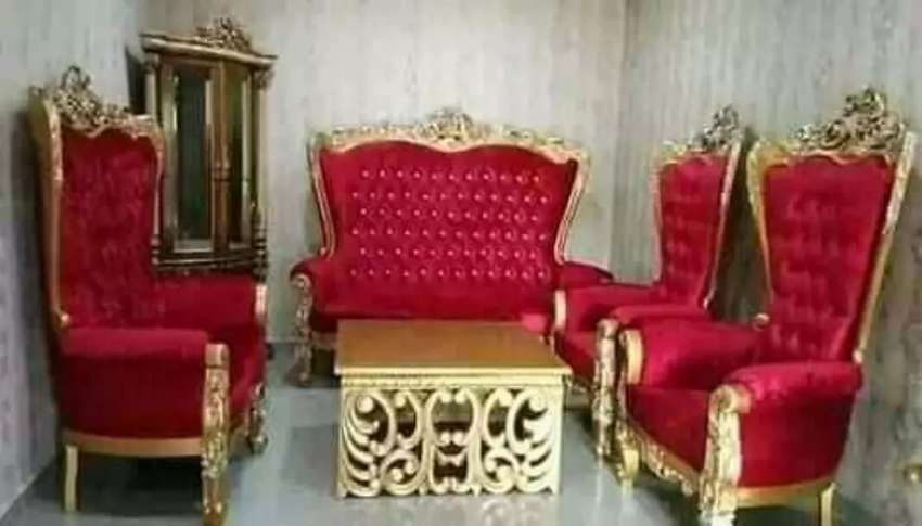 Sofa tamu Syahrini 0