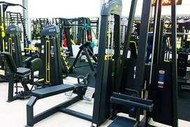 high quality me new gym ka saman mil raha he