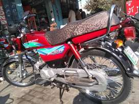 Bike used a single hand and condition is very good