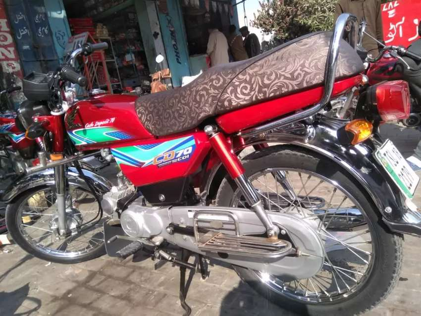 Bike used a single hand and condition is very good 0