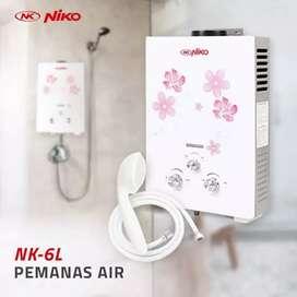 Water heater pemanas air