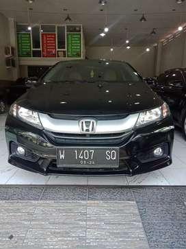 Murah Honda city s 2014 hitam matik kredit dp minim termurah no manual
