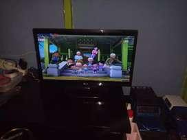 TV merk LG 22in no minus