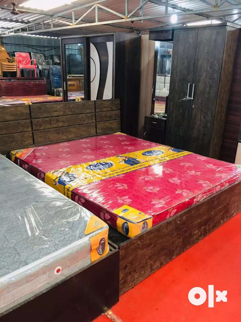 Bedroom set on Bajaj finance. 0
