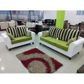 0% emi Bajaj finance 5 seater sofas