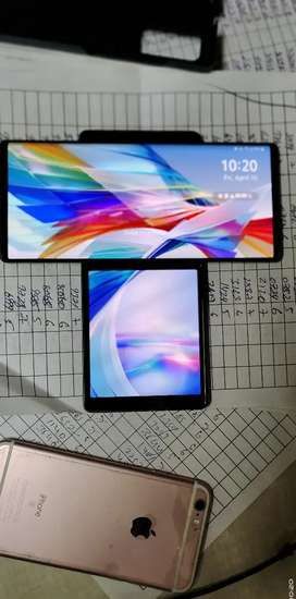 Lg wing 5G smartphone 1 days old