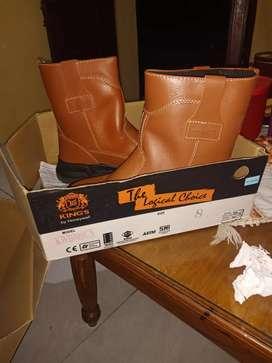 Sepatu safety (kings) by honeywell