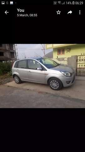 Ford figo driven 82000