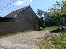Dijual tanah murah di komplek perumahan Atma Jaya Yogyakarta