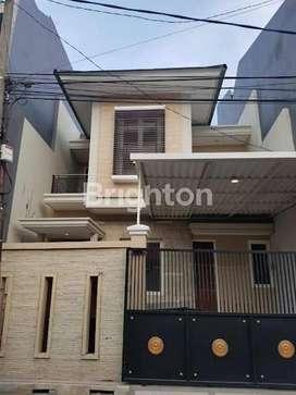 Brand New House Modern Minimalis At Lebak Indah Jaya Kenjeran