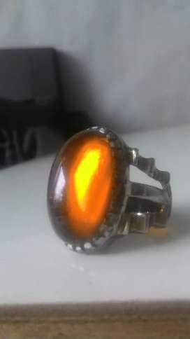 cincin batu solar kristal bengkulu.