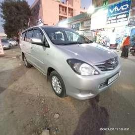 Toyota Innova 2004-2011 2.5 V Diesel 8-seater, 2008, Diesel