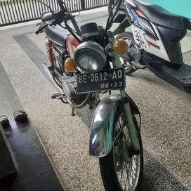 Honda CB 100 Tahun 1978
