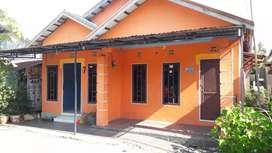 Dikontrakkan rumah dengan 3 kamar