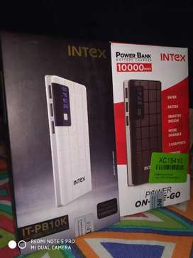 Intex 10000mah powerbank