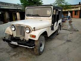 Mahindra Jeep pjo model Di engine ok condition