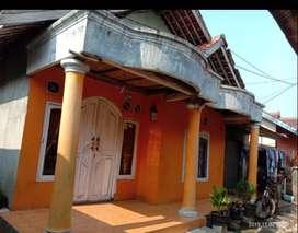 Dijual rumah kampung di samprok